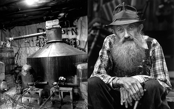 this story from WATE would make Popcorn Sutton role over in his grave