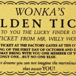 There's always a catch to every golden ticket